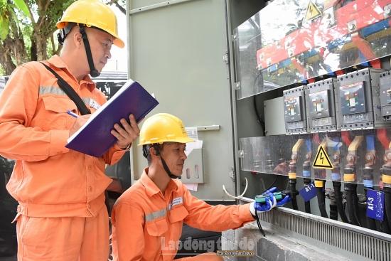 EVN Hà Nội đảm bảo điện phục vụ các hoạt động kỷ niệm Cách mạng tháng Tám 19/8