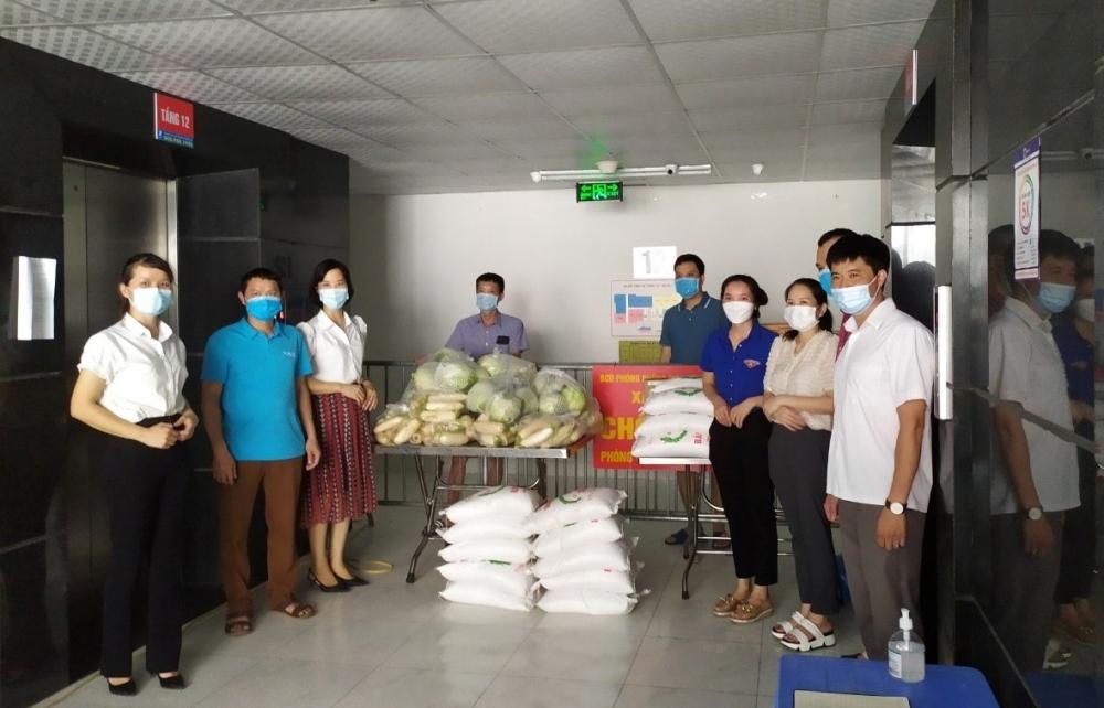 Xã Cự Khê (Thanh Oai): Dỡ phong tỏa tầng 12 tòa nhà HH02B Khu đô thị Thanh Hà