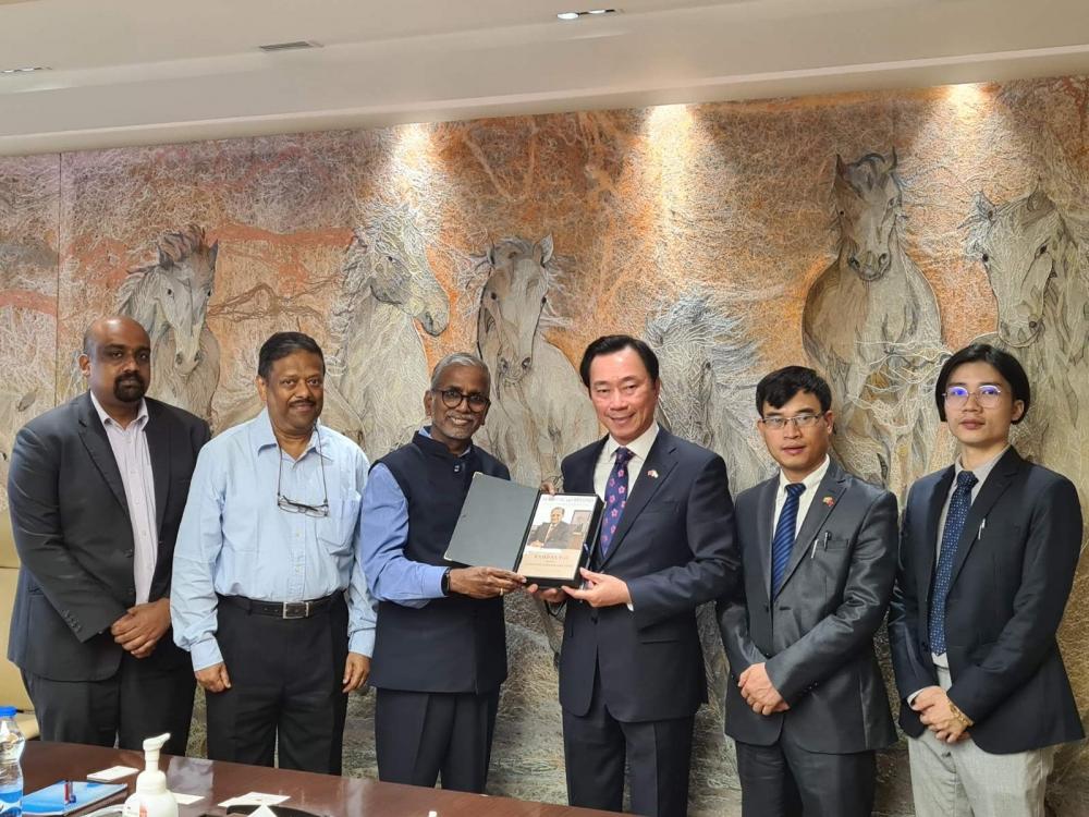 Ấn Độ sẽ cung cấp thuốc Molnupiravir điều trị Covid-19 cho Việt Nam