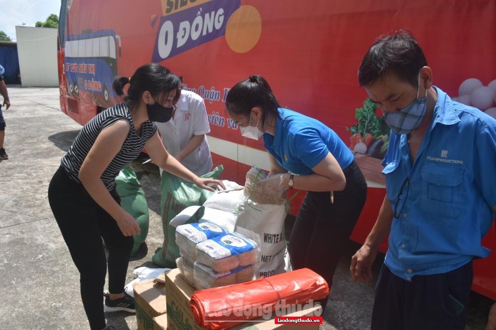 LĐLĐ quận Hà Đông: Hướng về cơ sở bằng những việc làm thiết thực