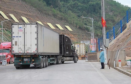 Trung Quốc tạm dừng hoạt động xuất nhập khẩu qua cửa khẩu phụ Cốc Nam, Lạng Sơn