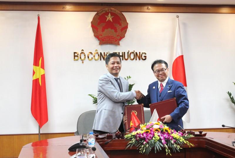 Tăng cường quan hệ hợp tác thương mại Việt - Nhật