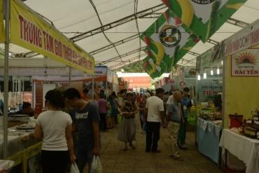 Ngày 20/9, tôn vinh 102 sản phẩm công nghiệp nông thôn tiêu biểu năm 2017