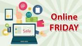 Nhiều ưu đãi lớn trong ngày mua sắm Online Friday tháng 9