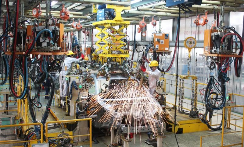 Cần những giải pháp mới để ngành cơ khí Việt Nam phát triển