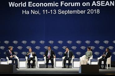 """Thủ tướng tham dự Phiên thảo luận """"Tầm nhìn mới của khu vực Mê Công"""""""