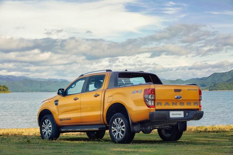 Ford Ranger mới: Thách thức mọi giới hạn