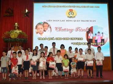 Nhiều điểm sáng trong chương trình phối hợp với Phòng Giáo dục và Đào tạo