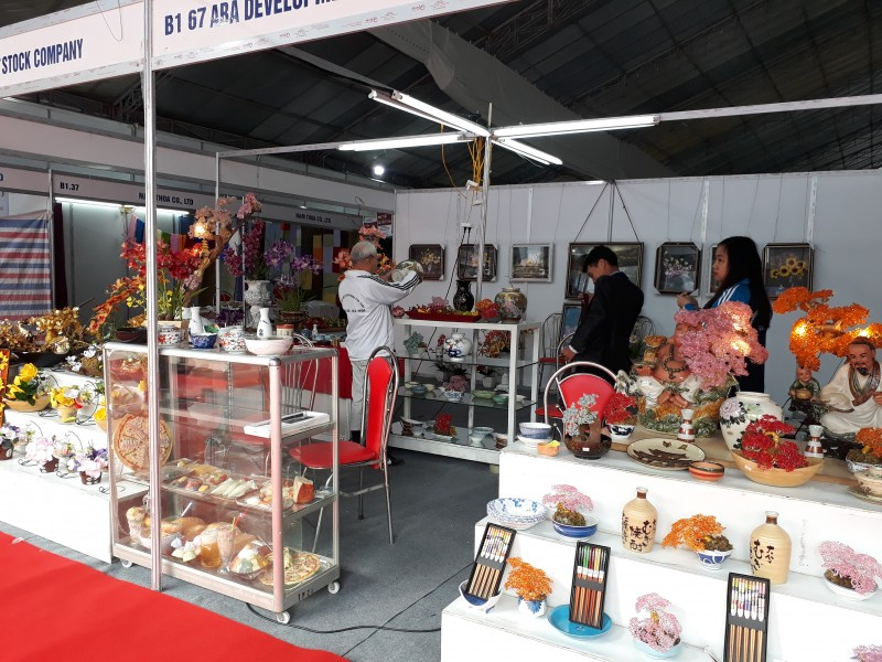 Hội chợ hàng Việt TP Hà Nội năm 2018 thu hút 170 doanh nghiệp