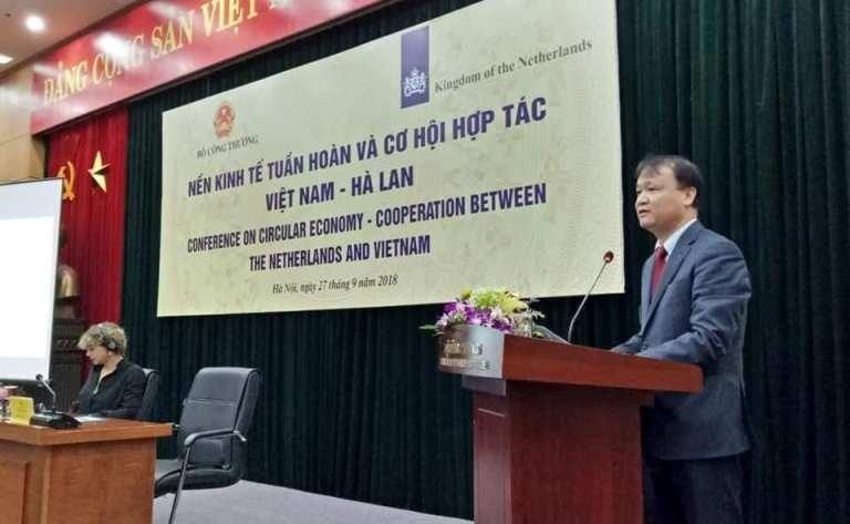 Nền kinh tế tuần hoàn và cơ hội hợp tác Việt Nam – Hà Lan