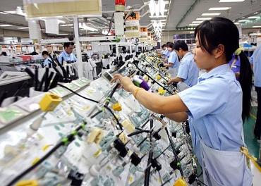 Chỉ số sản xuất toàn ngành công nghiệp tăng 10,6 % 9 tháng đầu năm 2018