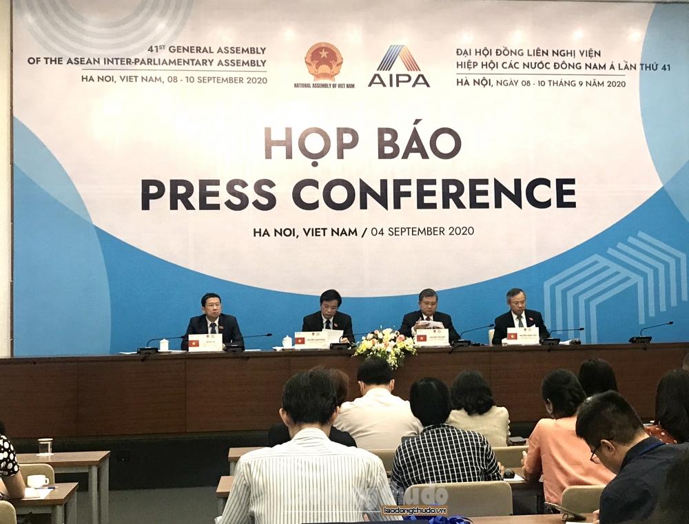 Việt Nam đã sẵn sàng cho Đại hội đồng AIPA 41
