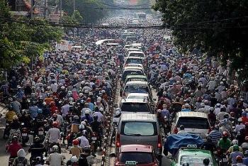 Đề xuất giải pháp giảm ùn tắc giao thông ở Hà Nội