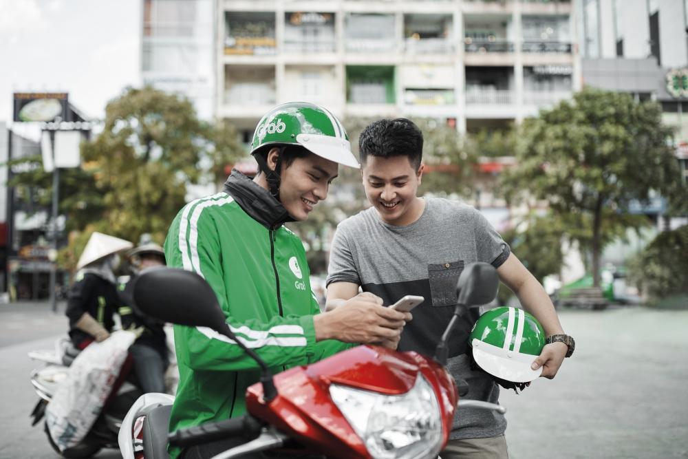 Grab triển khai thử nghiệm dịch vụ thuê GrabBike tại thành phố Hồ Chí Minh