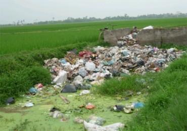 Báo động tình trạng ô nhiễm môi trường nông nghiệp nông thôn
