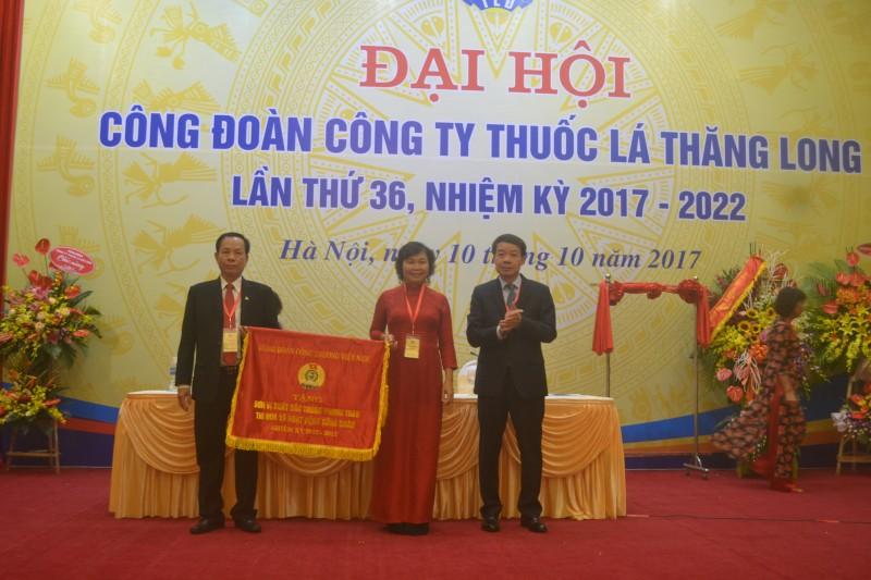 Đại hội Công đoàn Công ty Thuốc lá Thăng Long nhiệm kỳ 2017-2022