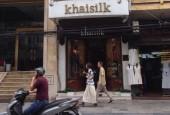 Chuyển hồ sơ vụ khăn lụa nhãn hiệu Khaisilk sang cơ quan công an