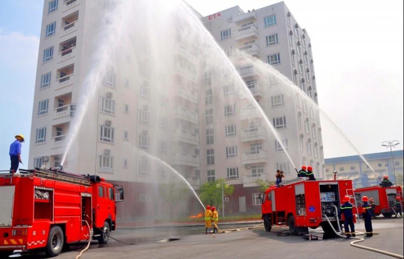 Nâng cao nhận thức người dân trong Ngày toàn dân Phòng cháy chữa cháy