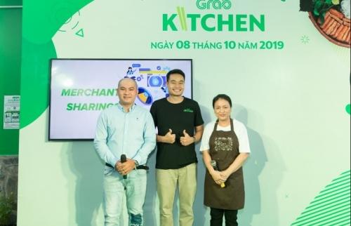 Grab chính thức ra mắt GrabKitchen tại Thành phố Hồ Chí Minh