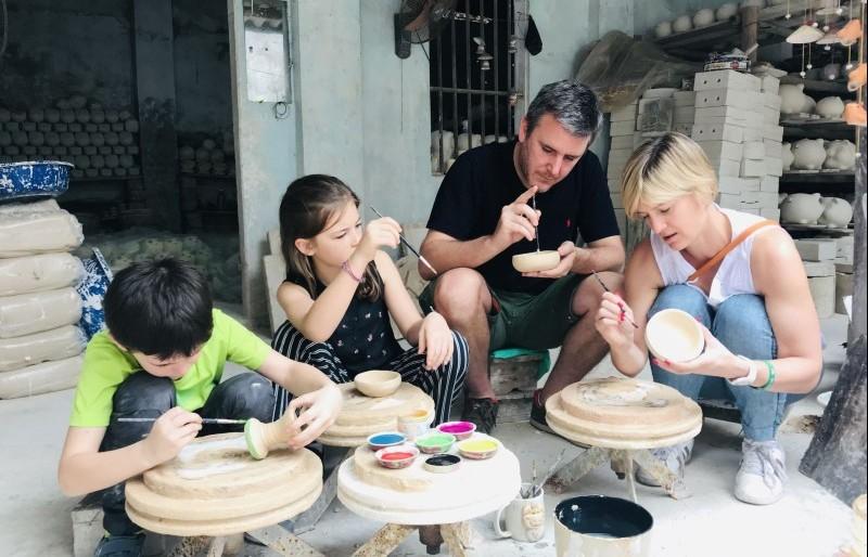 Nông thôn mới mang lại nhiều chuyển biến tích cực cho huyện Gia Lâm
