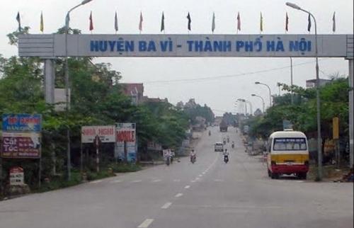 Huyện Ba Vì : Đẩy mạnh công tác tuyên truyền trong xây dựng nông thôn mới