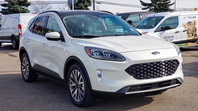 Ford mang huyền thoại SUV Ford Escape trở lại Việt Nam