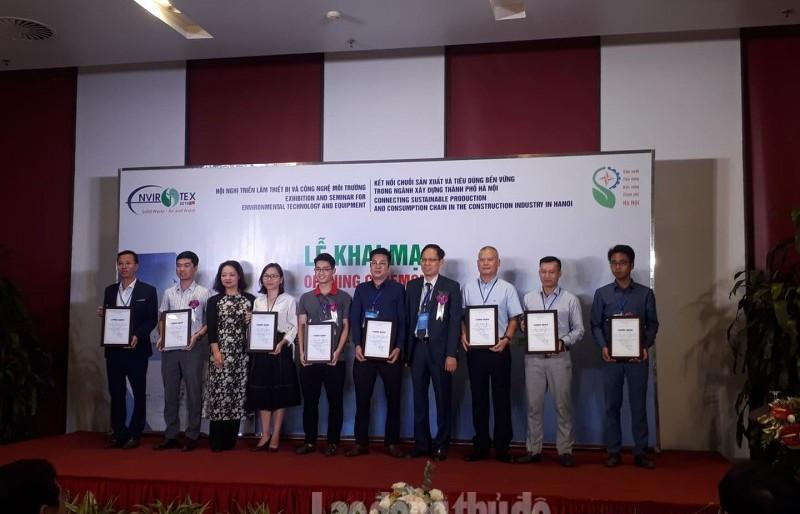 Hà Nội: Thúc đẩy hành động sản xuất và tiêu dùng bền vững