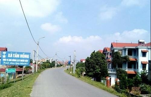 Năm 2019, huyện Ba Vì phấn đấu 4 xã về đích nông thôn mới