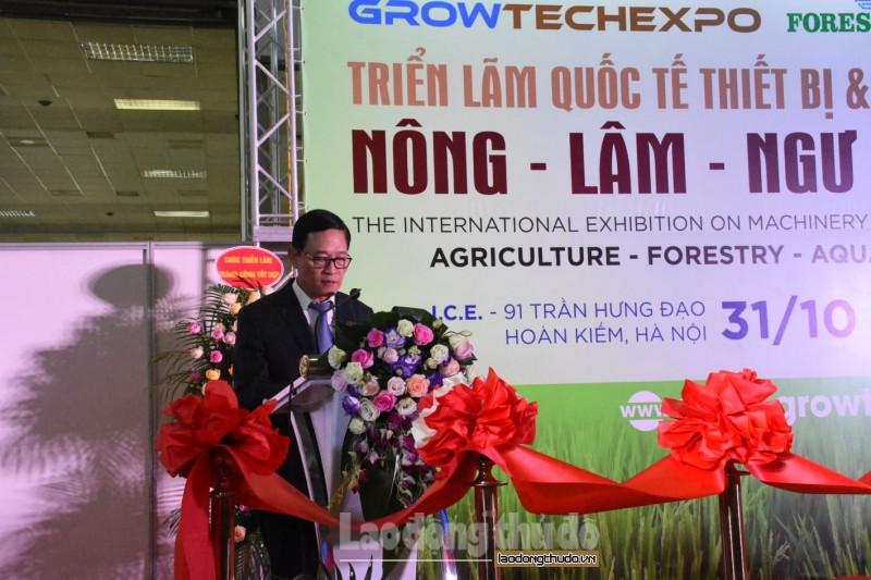 vietnam growtech 2019 thu hut 20 quoc gia va vung lanh tho tham gia