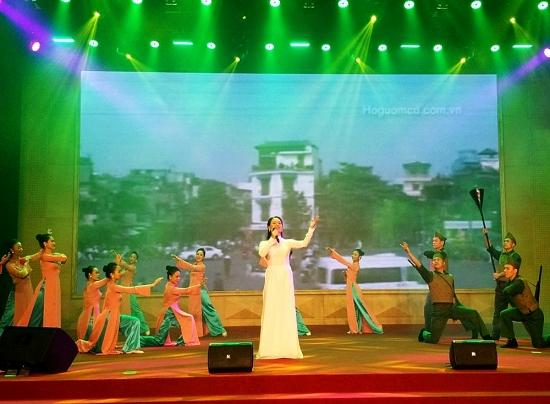 Tổ chức chương trình nghệ thuật chào mừng Đại hội đại biểu lần thứ XVII Đảng bộ Thành phố
