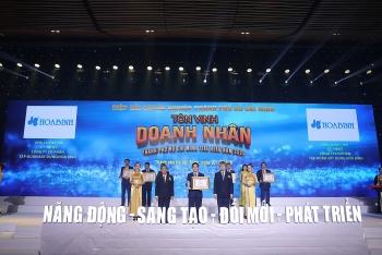 Tập đoàn Hòa Bình 8 năm liên tiếp đạt Doanh nghiệp thành phố Hồ Chí Minh tiêu biểu