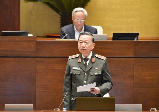 Bộ trưởng Tô Lâm: Không phải gia hạn thời gian cấp Căn cước công dân