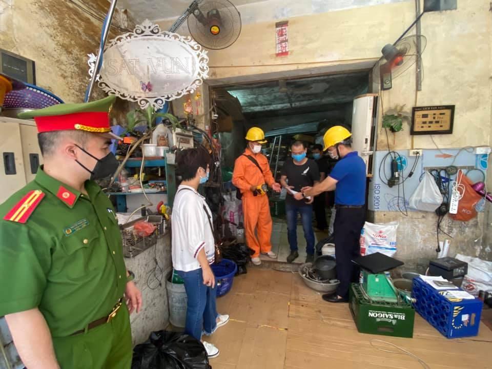 EVN Hà Nội: Đẩy mạnh công tác tuyên truyền về an toàn điện và phòng cháy chữa cháy
