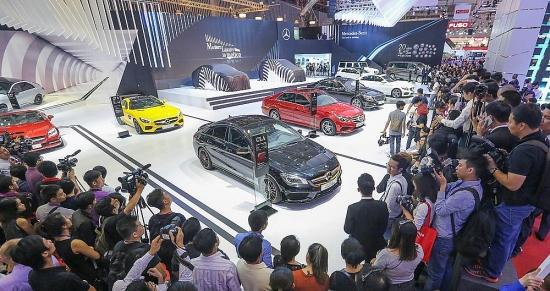 Vietnam Motor Show sẽ trở lại vào năm 2022