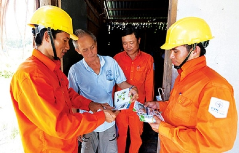 Sản lượng điện của EVN tháng 11 tăng hơn 11%