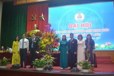 Tổ chức thành công Đại hội Công đoàn nhiệm kỳ 2017 - 2022