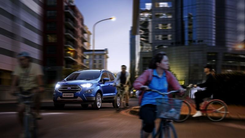 Ford kêu gọi người tham gia giao thông cùng chia sẻ đường phố