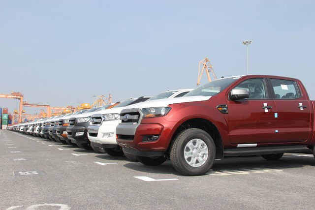 Linh kiện và phụ tùng ô tô nhập khẩu tăng hơn 14%