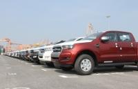 6 tháng đầu năm Việt Nam nhập khẩu hơn 75 nghìn xe ô tô
