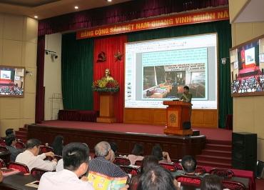 Quận Thanh Xuân: Tăng cường tuyên truyền công tác phòng cháy, chữa cháy