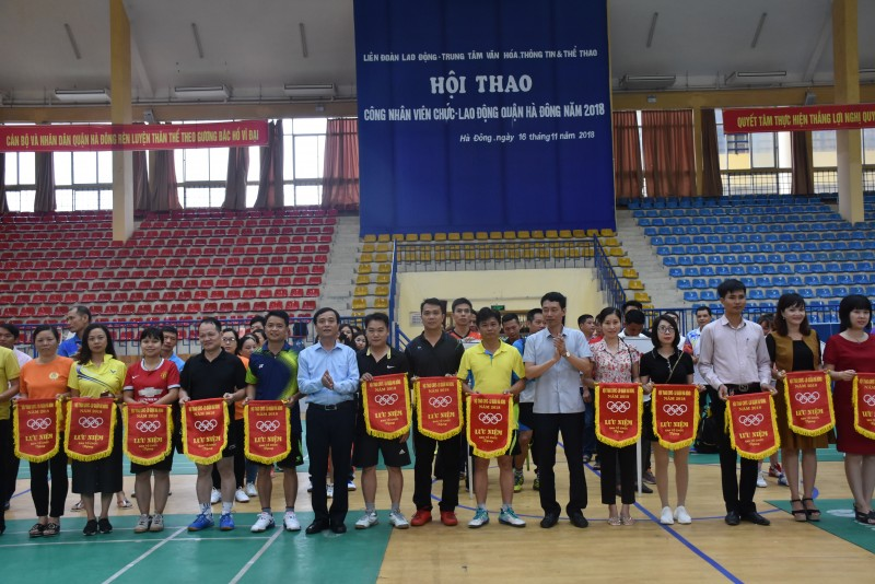 398 van dong vien tham gia hoi thao cnvcld quan ha dong nam 2018