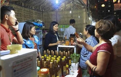 """200 doanh nghiệp tham gia Hội chợ """"Đặc sản vùng miền Việt Nam 2018"""""""