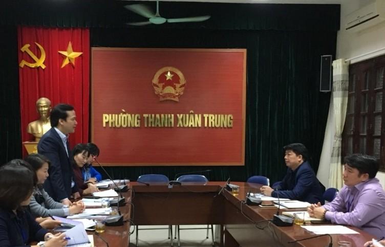 Quận Thanh Xuân: Triển khai 100% Quy tắc ứng xử đến CBCCVC và người lao động