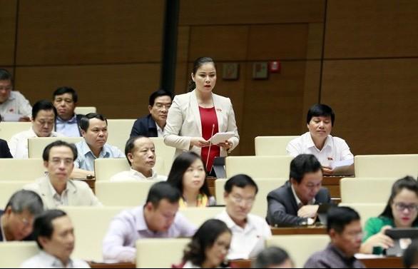 Đại biểu Bạch Thị Hương Thủy: Cần có luật bảo vệ thông tin đời tư, bí mật cá nhân