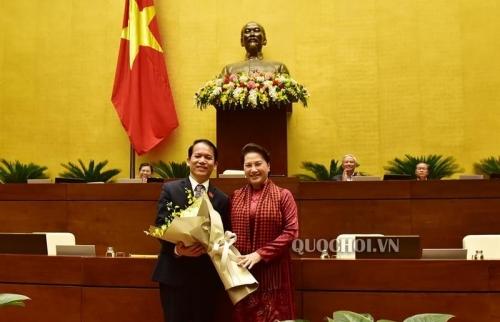 Ông Hoàng Thanh Tùng trở thành tân Chủ nhiệm Ủy ban Pháp luật Quốc hội