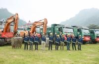 Tập đoàn Hòa Bình khởi công dự án cao nhất tỉnh Hà Giang