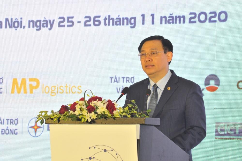 Hơn 400 doanh nghiệp tham gia diễn đàn Logistics Việt Nam 2020
