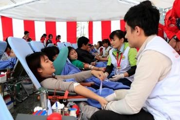 Nâng cao giá trị văn hóa tại Ngày hội tình nguyện Quốc gia năm 2015