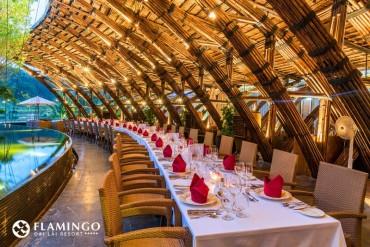 Đại tiệc Buffet lớn nhất năm tại Flamingo Đại Lải Resort