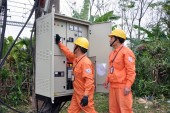Đảm bảo điện cho trạm bơm nước cho vụ Đông Xuân 2016 - 2017